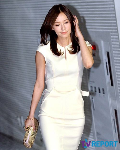 son tae young khoe bung phang ly sau sinh - 3