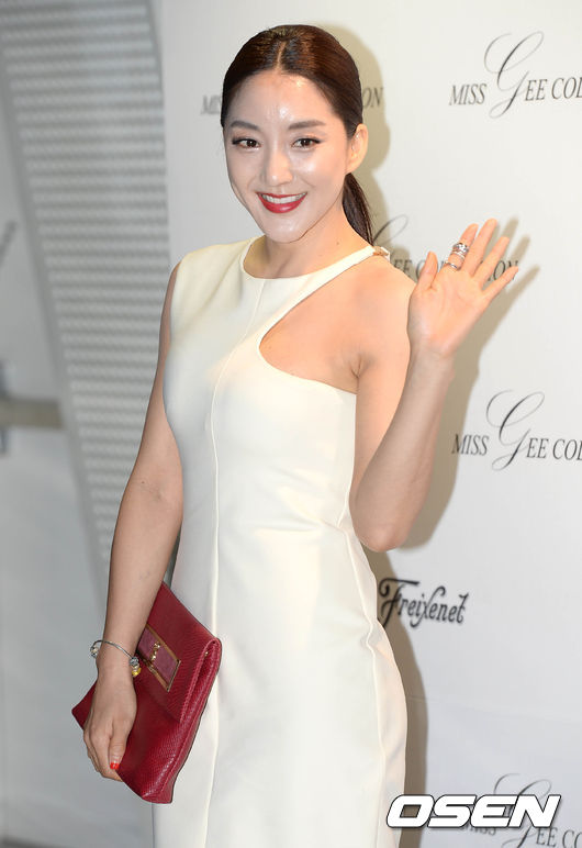 son tae young khoe bung phang ly sau sinh - 9