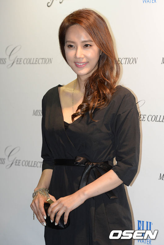 son tae young khoe bung phang ly sau sinh - 8