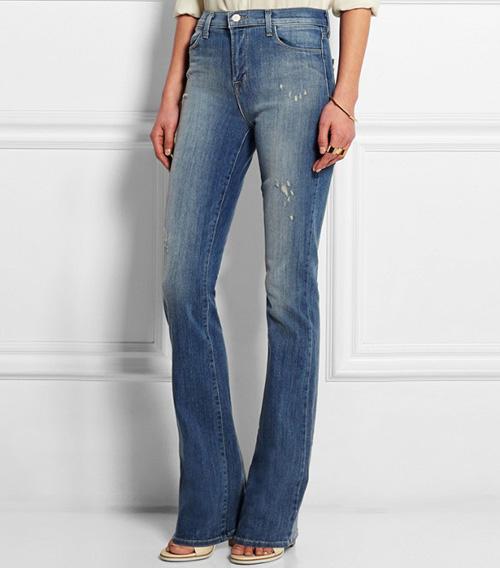 "5 kieu quan jeans ""dac tri"" nhuoc diem co the - 5"