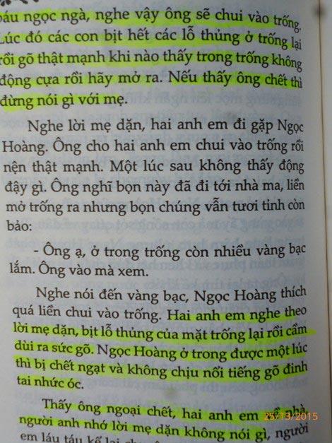 soc voi truyen co tich nang tien ut xui con giet ong ngoai (!) - 2