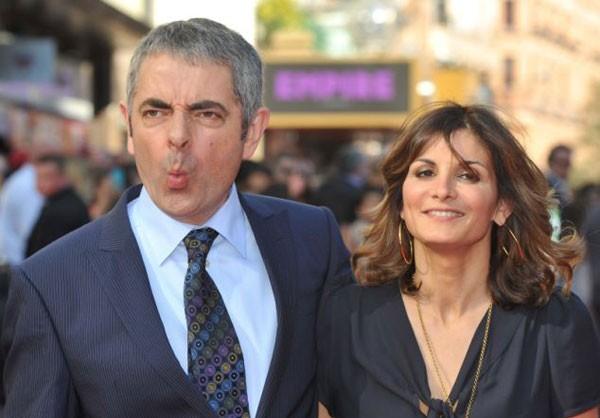 """Bắt gặp """"Mr. Bean"""" hẹn hò bạn gái kém 28 tuổi-6"""