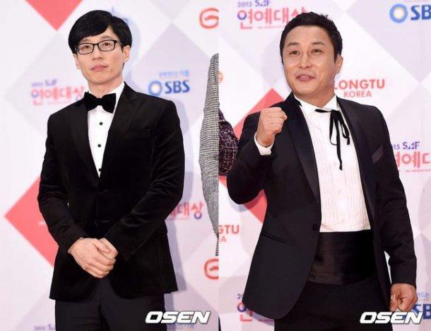 show running man dai thang tai sbs entertainment awards - 5
