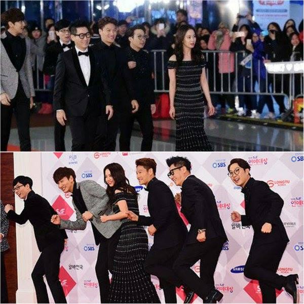 show running man dai thang tai sbs entertainment awards - 9