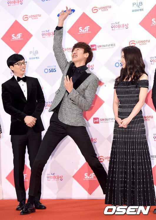 show running man dai thang tai sbs entertainment awards - 10
