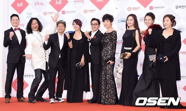 show running man dai thang tai sbs entertainment awards - 15