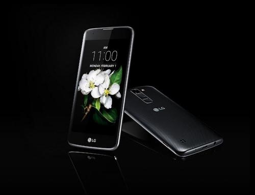 lg ra mat 2 smartphone tam trung k7 va k10 tai ces 2016 - 1