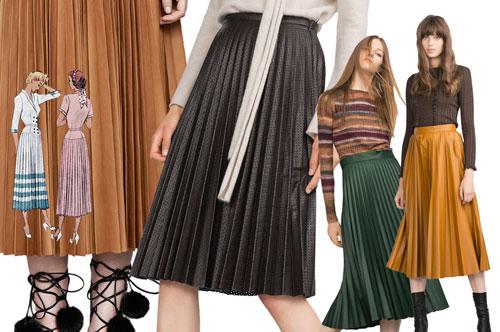 Nao lòng ngắm váy xếp ly của phái đẹp bốn phương-1