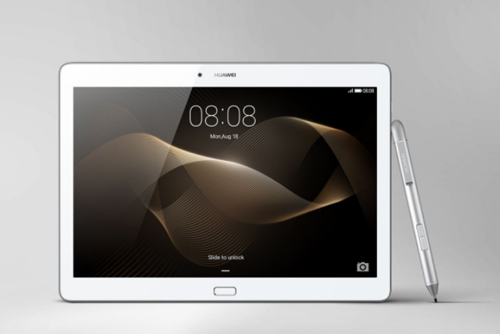 huawei trinh lang tablet 10 inch ho tro but cam ung - 1