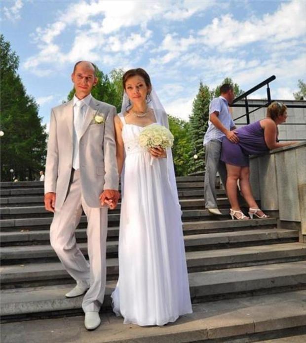 """Loạt ảnh cưới khiến """"Thượng đế cũng phải cười"""" (P4)-13"""