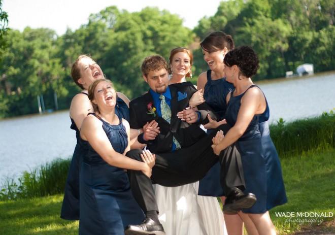 """Loạt ảnh cưới khiến """"Thượng đế cũng phải cười"""" (P4)-11"""