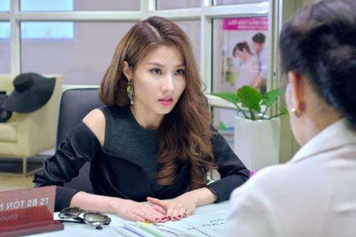 """Diễm My hé lộ cảnh """"nóng"""" cùng Bình Minh trong """"Gái già lắm chiêu""""-3"""