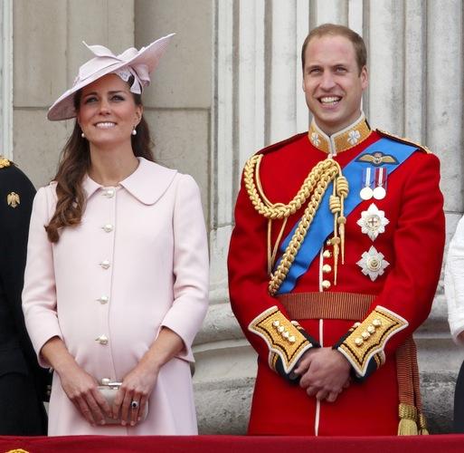 Rộ tin Công nương Kate mang bầu lần 3-4