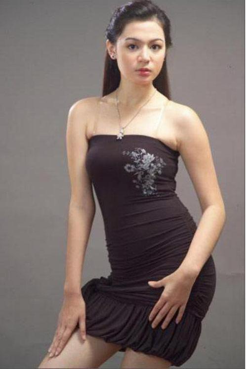 Sao nữ Philippines cuốn hút bởi vẻ ngoài ấn tượng-3