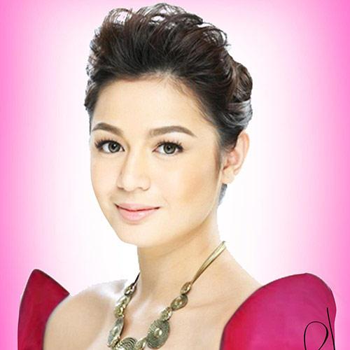 Sao nữ Philippines cuốn hút bởi vẻ ngoài ấn tượng-1