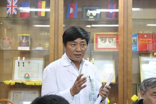 BV Bạch Mai nhận trách nhiệm về việc tái chế rác thải y tế-1