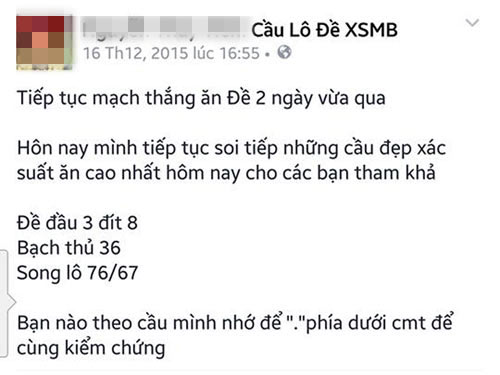 """sap bay """"thanh so"""" tren facebook - 1"""