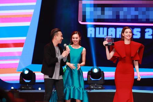 Hà Hồ đoạt giải Cống hiến giữa muôn vàn scandal-2