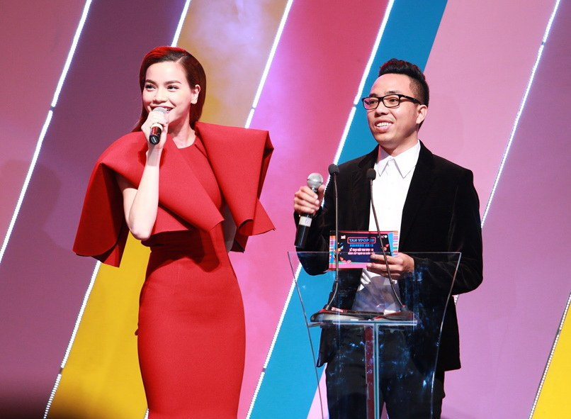 Hà Hồ đoạt giải Cống hiến giữa muôn vàn scandal-7