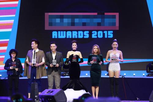 Hà Hồ đoạt giải Cống hiến giữa muôn vàn scandal-8
