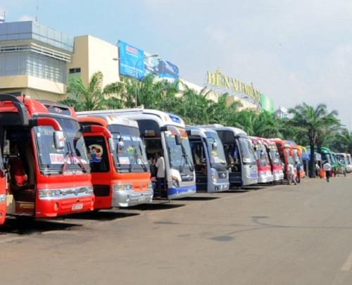 Bến xe Miền Đông TP.HCM bắt đầu bán vé xe Tết-1