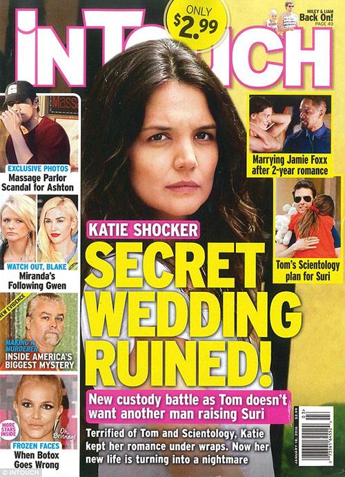 Katie Holmes lộ nhẫn kim cương rộ tin đính hôn với tình mới-2