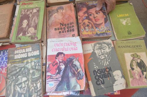 nguòi già lục tìm sách cũ ỏ con duòng sách dàu tien cua viẹt nam - 6