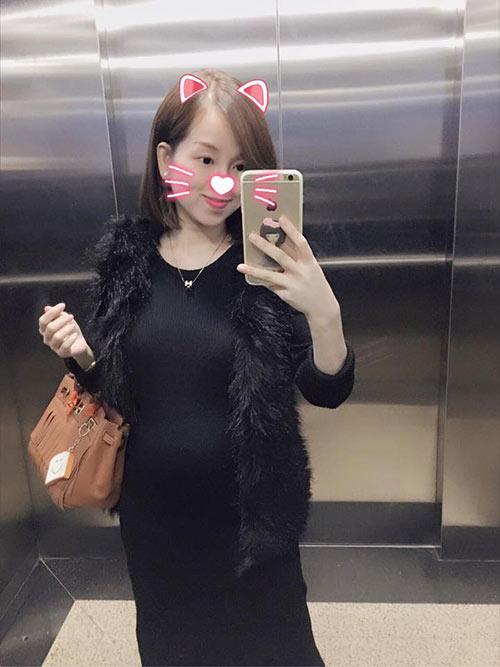 Sao Việt háo hức chờ đón con đầu lòng vào năm 2016-6