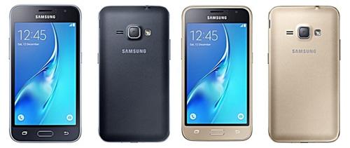 Samsung âm thầm ra mắt smartphone Galaxy J1 phiên bản 2016-1