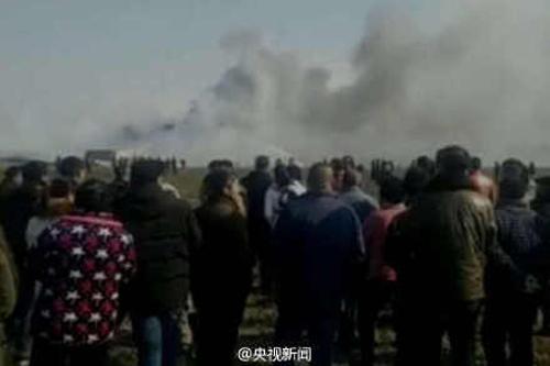 Nổ lớn ở nhà máy pháo hoa Trung Quốc, 12 người thương vong-1