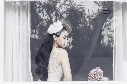Ảnh cưới lãng mạn của Trang Nhung và ông xã đại gia-10