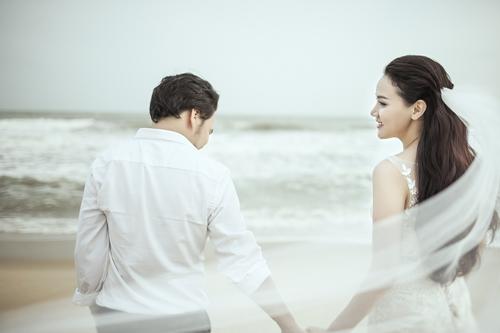 Ảnh cưới lãng mạn của Trang Nhung và ông xã đại gia-11