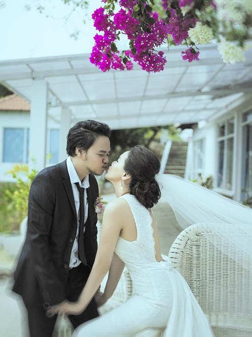 Ảnh cưới lãng mạn của Trang Nhung và ông xã đại gia-5