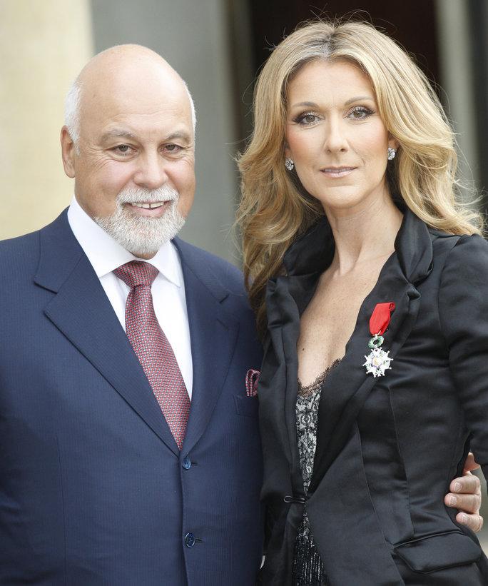 Chồng của diva Celine Dion qua đời ở tuổi 73-1
