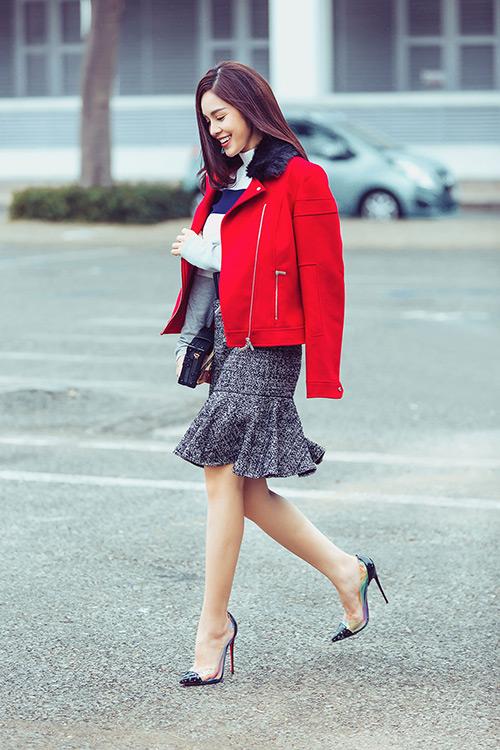 Dương Cẩm Lynh gợi ý chọn váy đẹp du xuân-7