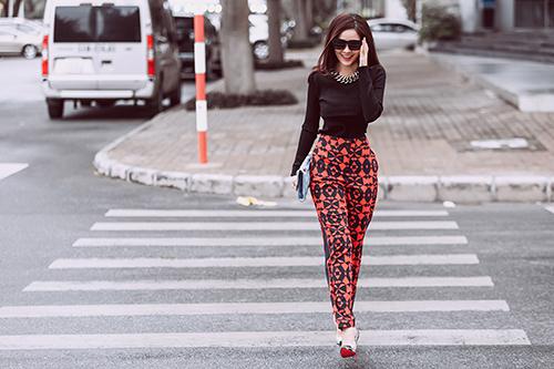 Dương Cẩm Lynh gợi ý chọn váy đẹp du xuân-1
