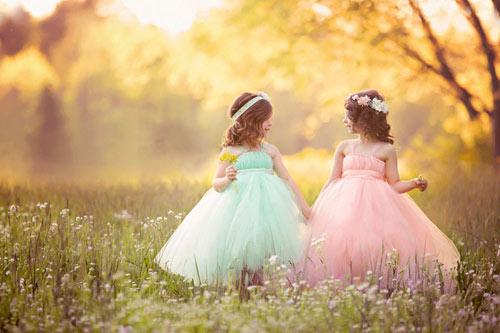 Cận cảnh chiếc váy mọi bà mẹ có con gái đều 'mê mẩn'-13