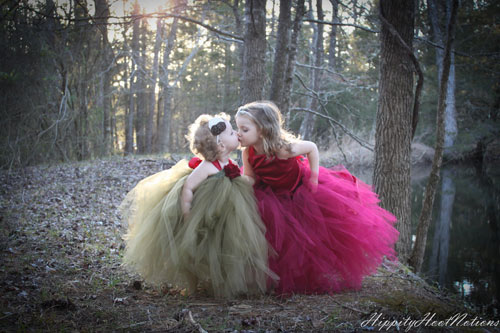 Cận cảnh chiếc váy mọi bà mẹ có con gái đều 'mê mẩn'-11