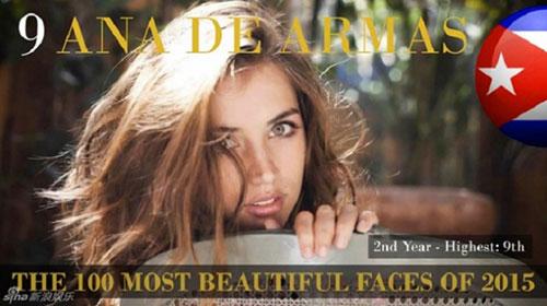 Mỹ nhân Hàn dẫn đầu top 100 người đẹp nhất thế giới 2015-10