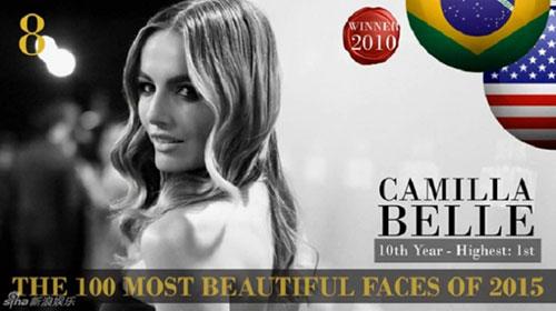 Mỹ nhân Hàn dẫn đầu top 100 người đẹp nhất thế giới 2015-9