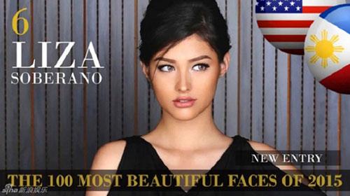 Mỹ nhân Hàn dẫn đầu top 100 người đẹp nhất thế giới 2015-7