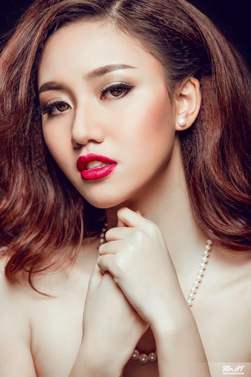 """nguoi dep """"noi got"""" pham huong thi hoa hau hoan vu 2016 - 10"""