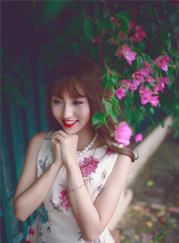 """nguoi dep """"noi got"""" pham huong thi hoa hau hoan vu 2016 - 3"""