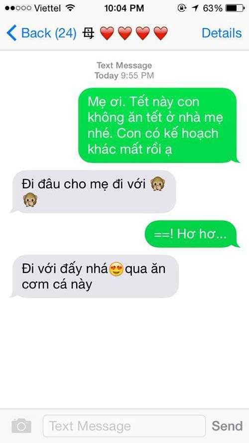 """ran ran"" trao luu nhan tin cho me ""tet nay con khong ve"" - 8"