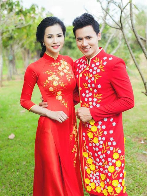 ao dai do tha thuot cung chang don xuan - 2