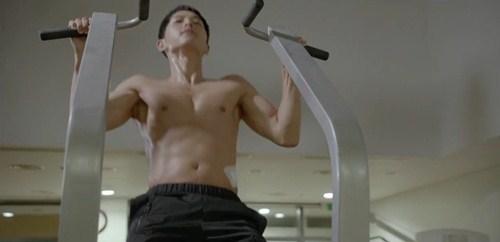"""""""tinh moi"""" cua song hye kyo khoe than hinh hoan hao - 1"""