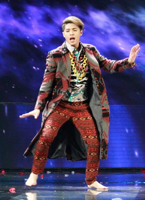 """the remix 2016: huong tram dan dau, noo phuoc thinh """"gay sot"""" - 12"""