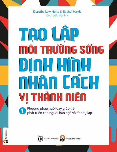 """doc """"dinh hinh nhan cach vi thanh nien"""" de tro thanh cha me ly tuong - 1"""