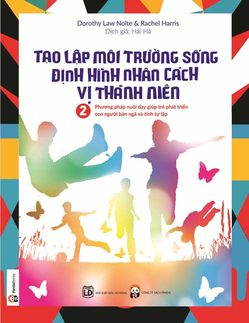"""doc """"dinh hinh nhan cach vi thanh nien"""" de tro thanh cha me ly tuong - 2"""
