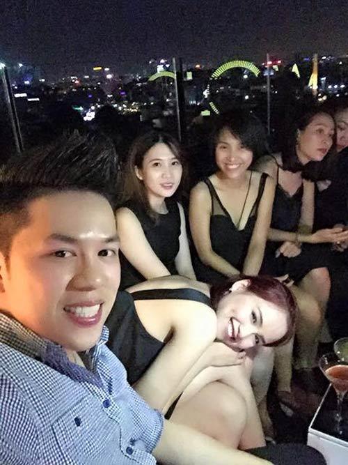 mc thanh trung hanh phuc don tuoi moi ben nguoi yeu - 8